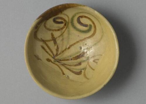 湖南省博唐代长沙窑瓷器