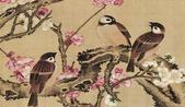 清 余樨花鸟画作品