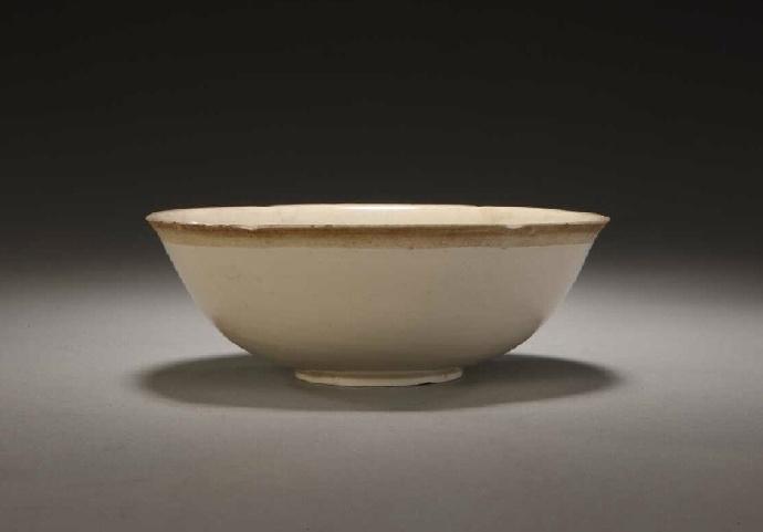 故宫博物院北宋定窑瓷器