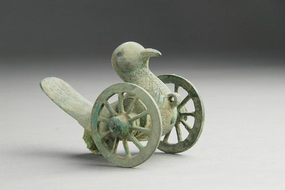 洛阳博物馆馆藏青铜器