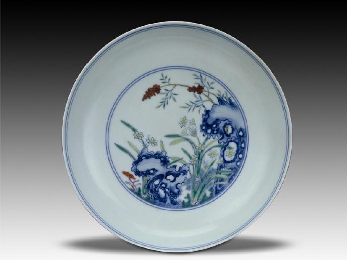 武汉博物馆明清瓷器