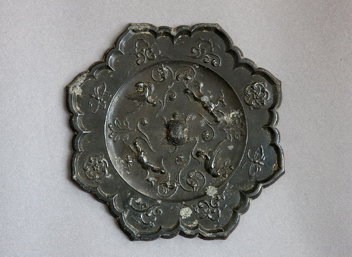 湖南省博馆藏铜镜欣赏