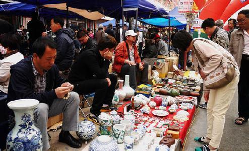 台商参加第十二届中国•锦州古玩文化节