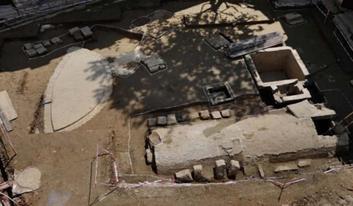 重庆法国水师兵营旧址现法国人建供水系统