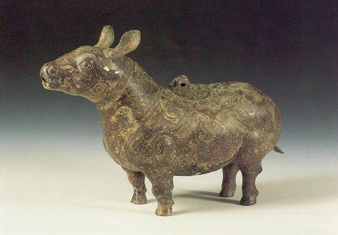 春秋战国时期青铜器