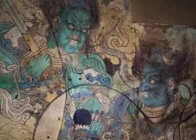 洪洞广胜寺壁画