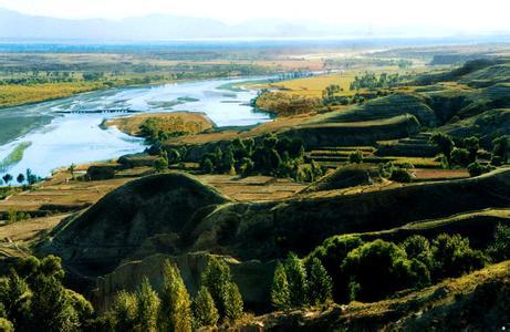 走进朔州: 征战杀伐下的文明-太阳照在桑干河上