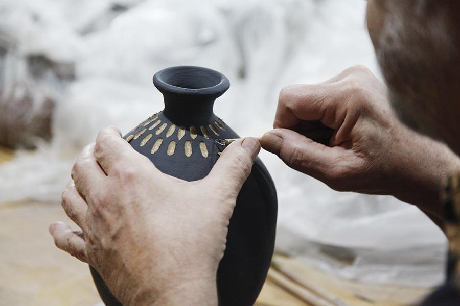 丝路陶瓷的当代阐释