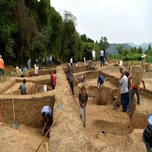 四川阆中人类活动史提早到距今4500至5000年