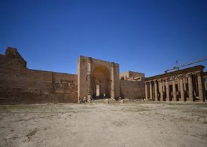 伊拉克古城遗址