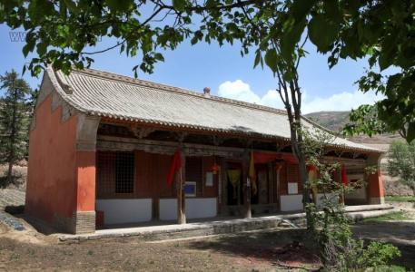 大崇教寺 追寻岷州藏传佛教的遗迹