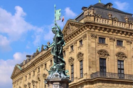 世界文化遗产名录——维尔茨堡主教宫