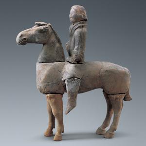 徐州博物馆陶器陶俑