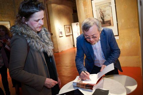 艺术家傅文俊在欧洲现代艺术博物馆举办个人展览