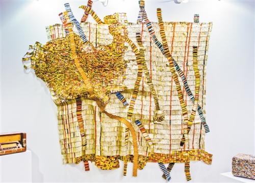非洲当代艺术品市场升温