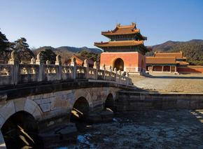 河北加强对世界文化遗产清东陵的保护