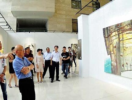 福清市美术馆正式开馆