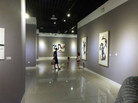 台湾著名艺术家杨子云美术馆在山东寿光正式开馆