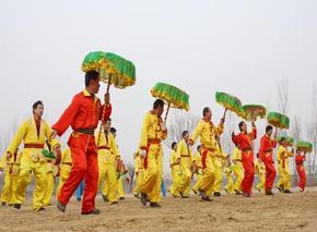 济阳鼓子秧歌_非物质文化遗产_民间舞蹈