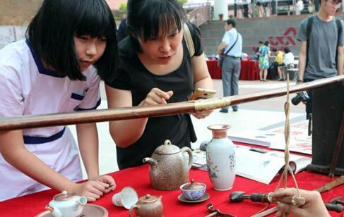 山东非物质文化遗产走进香港