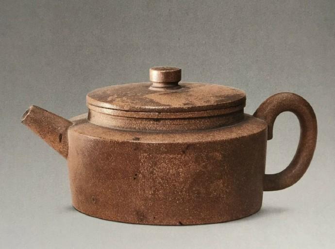 清雍正时期紫砂壶 欣赏