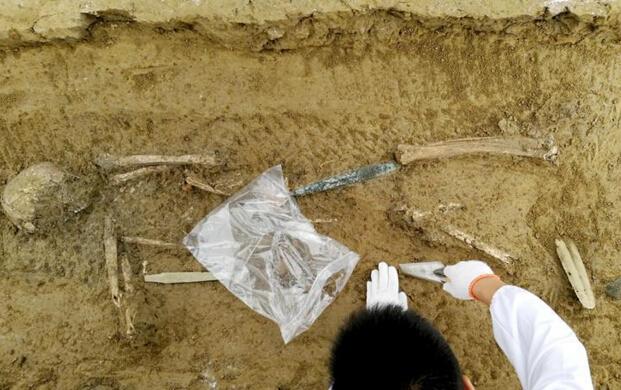 成都青白江船棺墓葬群再次出土精美器物