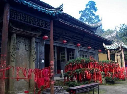 世界佛学苑汉藏教理院旧址修缮工程竣工