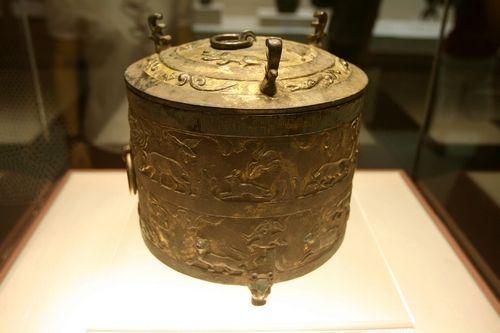 走进朔州:文物古迹耀眼中华-稀世文物国宝精品
