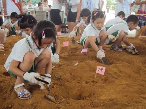 沈阳市民可预约免费体验考古发掘