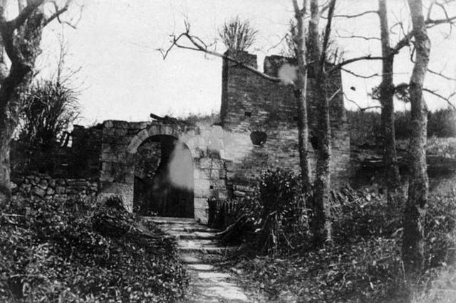 老照片:1897年的杭州