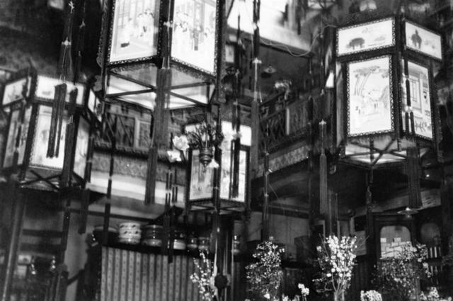 老照片图集:1940年春节期间的山西运城