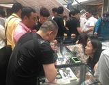 第五届中国西部古玩艺术品交易会成都开幕