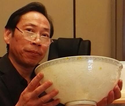 收藏家徐志坚:想在常州建利来国际娱乐