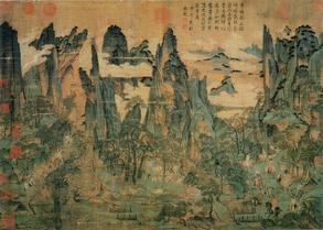 中国古代名画欣赏