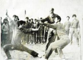 沛县武术_非物质文化遗产_杂技与竞技