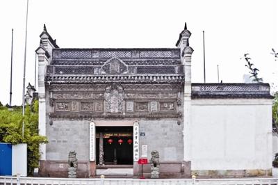 [宁波]庆安会馆如今成为中西方文化交流的桥梁