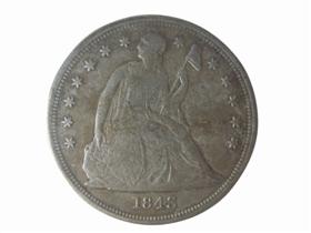 自由女神坐像银币
