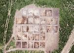 新疆天山东部发现3000年前大型石砌房遗址