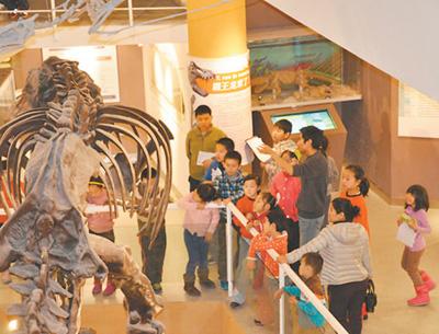 全国博物馆数近5000座 让逛博物馆成为一种生活方式