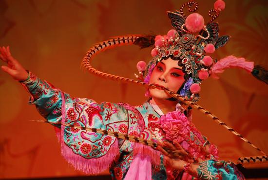 豫劇_非物質文化遺產_傳統戲劇