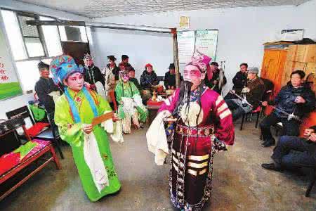 軟秧歌_非物質文化遺產_傳統戲劇