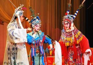 長沙湘劇_非物質文化遺產_傳統戲劇