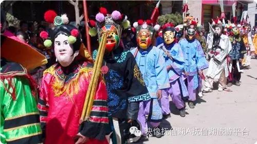 小屯村關索戲_非物質文化遺產_傳統戲劇