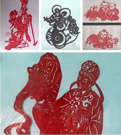 93号院博物馆举办何桂芹民间剪纸艺术展-中国文物网