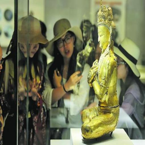 新疆文物保护修复成果展