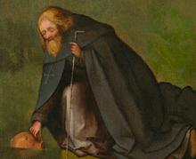 新确认的波西亲笔油画将在纳尔逊博物馆展出