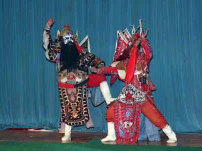 合陽跳戲_非物質文化遺產_傳統戲劇