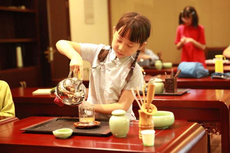 暑期,中国茶博茶文化宣教活动精彩纷呈