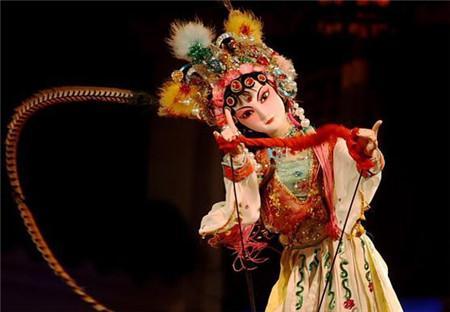 木偶戲_非物質文化遺產_傳統戲劇