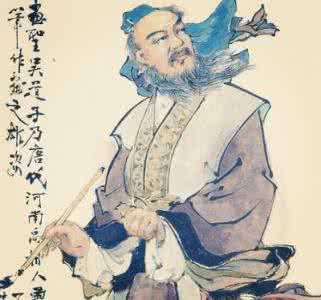 唐代画家吴道子